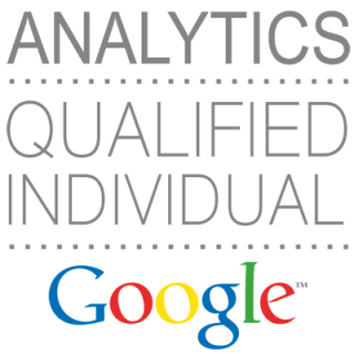 Google Analytics Individual Qualification - logo